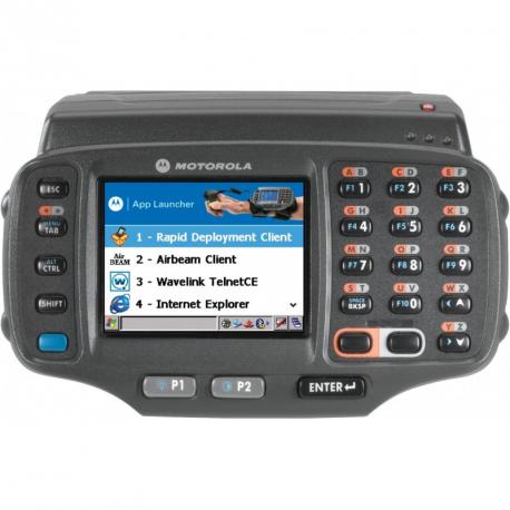 Motorola WT41 TOUCH DOUBLE TAP