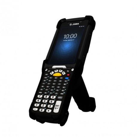 Zebra MC9300, 2D, SR, SE4750, BT, Wi-Fi, NFC, Func. Num., Gun, IST, Android