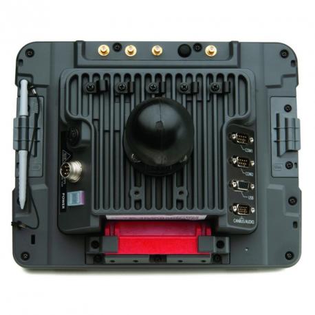 Honeywell THOR IND DSPL ANSI-KBD WIF-REM ANT WIN CE-ENG RFTERM