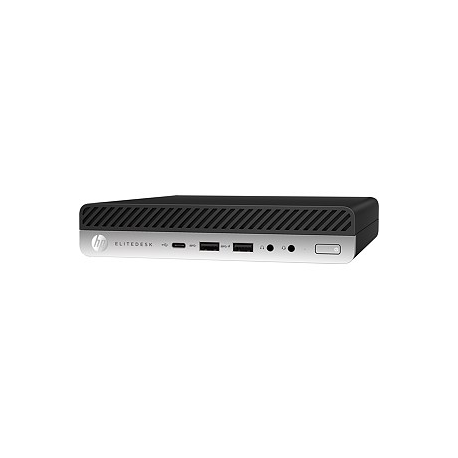 HP EliteDesk 800 G5 DM Mini-in-One - i5-9500, 8GB, 256GB NVMe SSD, Type-C, No Mouse, Win 10 Pro, 3 years