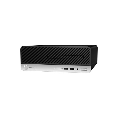 HP ProDesk 400 G6 SFF - i5-9400F, 8GB, 256GB NVMe SSD, Radeon R7 430, No 3rd Port, DVD-RW, USB Mouse, Win 10 Pro, 1 years