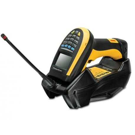 PowerScan PM9501 HP, Disp/16key RS232kit