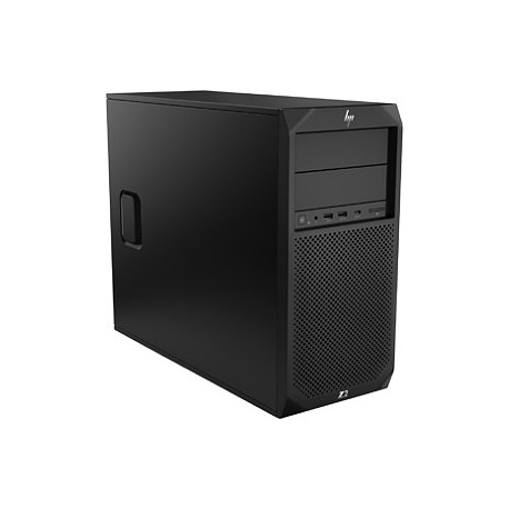 HP Z2 Tower G4 Workstation - i7-9700K, 16GB, 512GB NVMe SSD, DVD-RW, USB Mouse, Win 10 Pro, 3 years