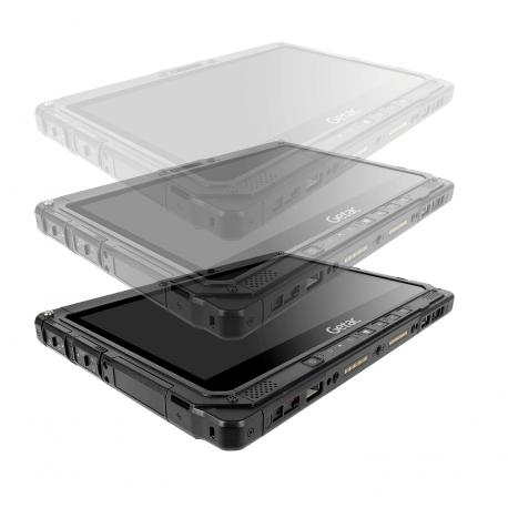 Getac K120, USB, BT, Ethernet, Wi-Fi, 4G, GPS, digitizer, Win. 10 Pro