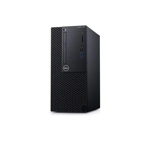 PC|DELL|OptiPlex|3070|Business|MiniTower|CPU Core i3|i3-9100|3600 MHz|RAM 8GB|DDR4|2666 MHz|SSD 256GB|Graphics card Intel UHD Gr