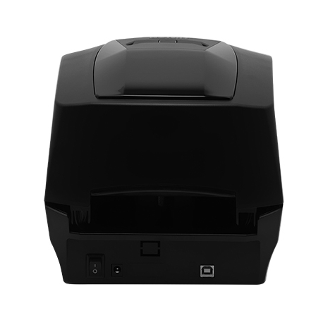 LABEL PRINTER D4 102 USB BLACK