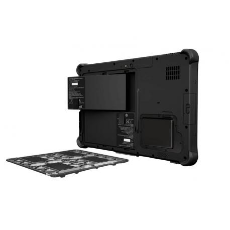 Getac F110 G5, USB, BT, Ethernet, Wi-Fi, 4G, GPS, Win. 10 Pro