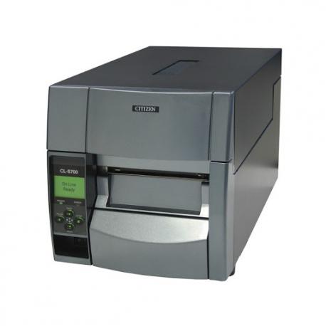 Citizen CL-S700II, 8 dots/mm (203 dpi), MS, ZPLII, Datamax, multi-IF (Ethernet, Premium)