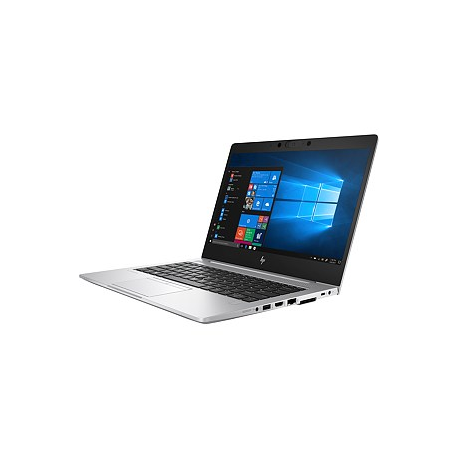 HP EliteBook 830 G6 - i5-8365U, 8GB, 256GB NVMe SSD, 13.3 FHD Privacy AG, 4G LTE, Smartcard, FPR, US backlit keyboard, Win 10 Pr