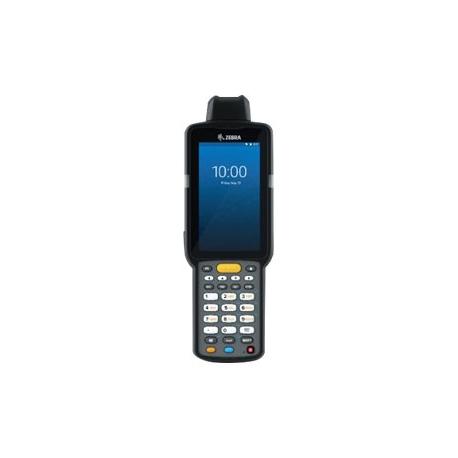 Zebra MC3300x, 2D, LR, SE4850, BT, Wi-Fi, NFC, Func. Num., Gun, Android