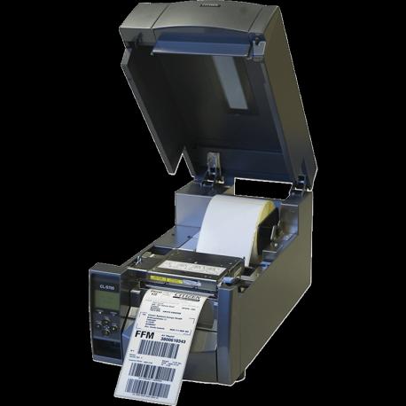 Citizen CL-S700IIDT, 8 dots/mm (203 dpi), EPL, ZPLII, Datamax, multi-IF (Ethernet)