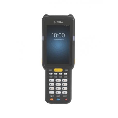 Zebra MC3300 Premium, 2D, SR, SE4770, BT, Wi-Fi, NFC, Func. Num., IST, PTT, GMS, Android
