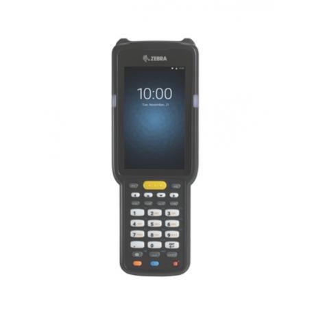 Zebra MC3300 Standard, 2D, SR, SE4770, USB, BT, Wi-Fi, alpha, Gun, PTT, GMS, Android