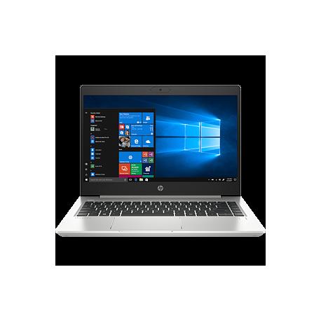HP ProBook 445 G7 - Ryzen 3 4300U, 4GB, 128GB SSD, 14 HD AG, FPR, US keyboard, Win 10 Pro, 3 years