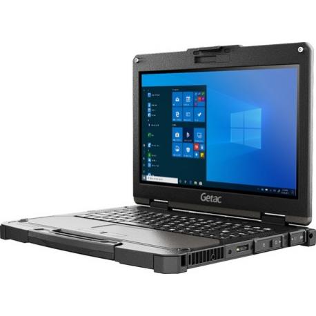 Getac B360, 33.8cm (13,3'), Win. 10 Pro, QWERTZ, GPS, Chip, 4G, SSD, Full HD