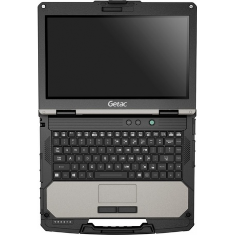 Getac B360, 33.8cm (13,3'), Win. 10 Pro, QWERTZ, GPS, Chip, 4G, SSD, Full HD