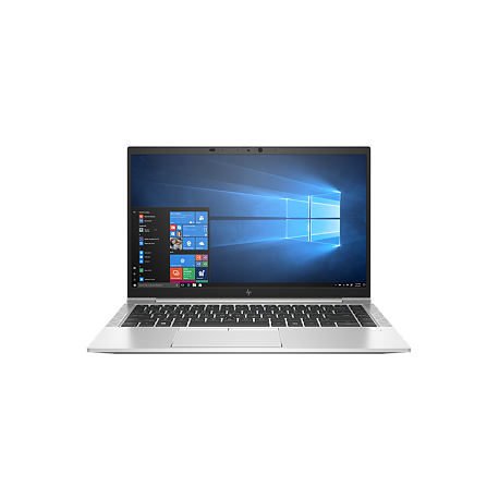 HP EliteBook 840 G7 - i5-10310U, 8GB, 256GB NVMe SSD, 14 FHD AG, Smartcard, FPR, US backlit keyboard, Win 10 Pro, 3 years