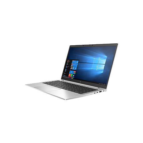 HP EliteBook 845 G7 - Ryzen 5 PRO 4650U, 16GB, 256GB NVMe SSD, 14 FHD Privacy AG, Smartcard, FPR, US backlit keyboard, Win 10 Pr