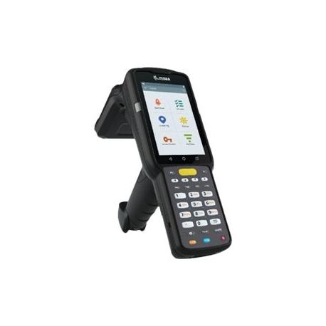 Zebra MC3300XR, 2D, SE4770, BT, Wi-Fi, NFC, Func. Num., Gun, RFID, GMS, Android