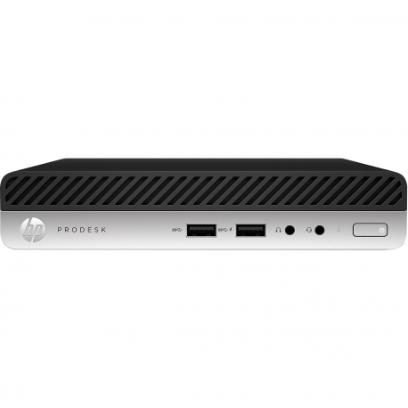 HP ProDesk 400 G5 DM Mini-in-One - i5-9500T, 8GB, 256GB NVMe SSD, Type-C, USB Mouse, Win 10 Pro, 1 years