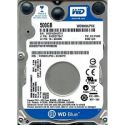 Western Digital HDD WD Blue, 2.5'', 500GB, SATA/600, 5400RPM, 16MB cache