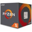 AMD CPU RYZEN X6 R5-1600 SAM4 BOX/65W 3200 YD1600BBAEBOX