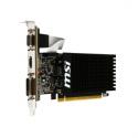 MSI GeForce GT 710, 2GB DDR3 (64 Bit), HDMI, DVI, D-Sub
