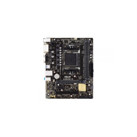 ASUS A68HM-K - Motherboard - micro ATX - Socket FM2+ - AMD A68H - USB 3 0 -  Gigabit LAN - onboard graphics (CPU required) - HD Audio (8-channel)