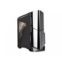 "Thermaltake VERSA N21 MIDI TOWER WINDOW (Mid Tower, Mini ITX/Micro ATX/ATX, USB 3.0/2x USB 2.0, 1x 5.25"", 4x 3.5"", 1x 2.5"", Blac"