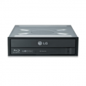 LG Internal BD-RE LG BH16NS55 Super Multi Blue, SATA, Bulk, Black