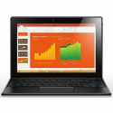 Lenovo MIIX 310-10ICR x5-Z8350 10.1inch WXGA 2GB 32GB SSD NON-INTEL 1x1BGN+BT4.0 2cell W10H Silver