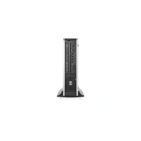 HP Compaq 8200 Elite USDT PC - Ultra-slim desktop - 1 x Core i5 2400S / 2 5  GHz - RAM 2 GB - HDD 1 x 250 GB - DVD SuperMulti - Radeon HD 5450 -