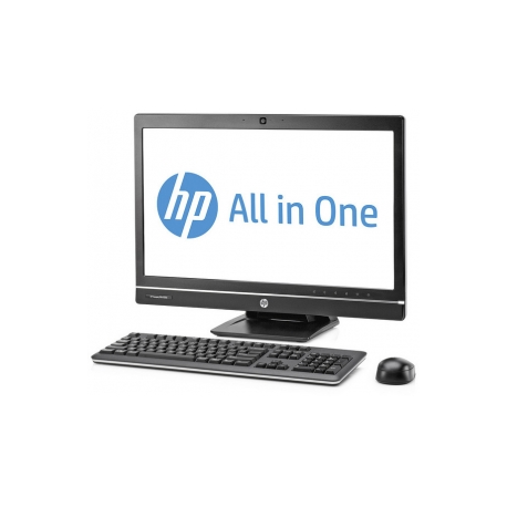 HP Compaq Elite 8300 All-in-One PC - All-in-one - 1 x Core i5 3470 / 3 2  GHz - RAM 4 GB - HDD 1 x 500 GB - DVD SuperMulti - HD Graphics 2500 -  Gigabit