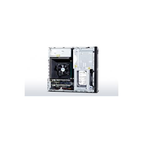 Lenovo ThinkCentre M93p SFF i5-4590 4GB 128GB SSD DVDRW Intel GFX W7P64 +  W8 1P RDVD Topseller (ND)