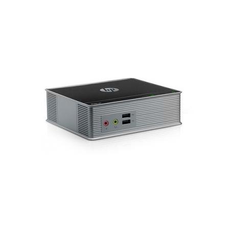 HP Zero Client t310 - DTS - Tera2321 - 512 MB - 256 MB - English QWERTY