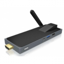 Icybox STICK PC WIN 10 HOME Z8300 (32GBEMMC 2GBDDR3L WIFILAN BT 4.0 IN)