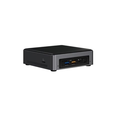 8e7384a27e0 Intel Next Unit of Computing Kit NUC7I3BNK - Barebone - mini PC - 1 x Core  i3 7100U / 2.4 GHz - HD Graphics 620 - GigE - WLAN: 802.11a / b / g / n /  ac, ...