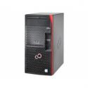 Fujitsu PRIMERGY TX1310 M3 E3-1225 V6 (Intel Xeon E3-1225v6 4C/4T 3.30 GHz, 1x8GB 1Rx8 DDR4-2400 U ECC, DVD-RW SM ultraslim SATA