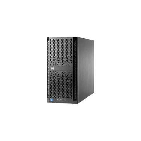 HPE ProLiant ML150 Gen9 - Server - tower - Intel C610 - 5U - 2-way - 1 x  Xeon E5-2609V3 / 1 9 GHz - RAM 8 GB - SATA - non-hot-swap 3 5