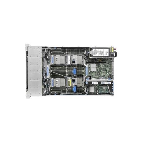 HPE ProLiant DL560 Gen8 Entry - Server - rack-mountable - 2U - 4-way - 2 x  Xeon E5-4603V2 / 2 2 GHz - RAM 16 GB - SAS - hot-swap 2 5