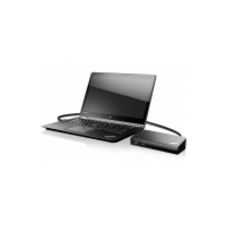 Lenovo ThinkPad OneLink+ Dock - Port replicator - 90 Watt - for ThinkPad  P40 Yoga