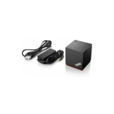 Lenovo ThinkPad WiGig Dock - Wireless docking station - GigE, WiGig - 45  Watt - EU - for ThinkPad T460 20FM, 20FN