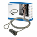 Logilink NBS002,  universal notebook lock, key less
