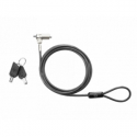 HP Essential Keyed Cable Lock  1,22m