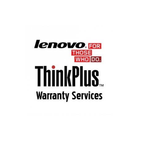 Lenovo On-Site - Extended service agreement - parts and