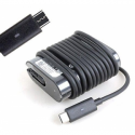 Dell AC adapter 45W, Type-C, Europe