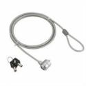 Gembird LK-K-01 Cable lock for notebooks (key lock)