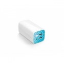 Tp-link TL-PB1040 POWER BANK 10400MAH (High capacity of 10400mAh/Dual USB ports let you quickly charge two devices simultaneousl