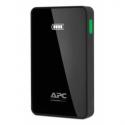 Schneider APC Mobile Power Bank, 5000mAh Li-polymer (for smatphones, tablets) Black