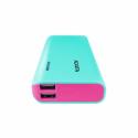 A-data ADATA PT100 Power Bank 10000mAh Blue/ Pink